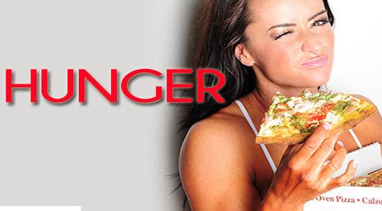Hunger in der Diät